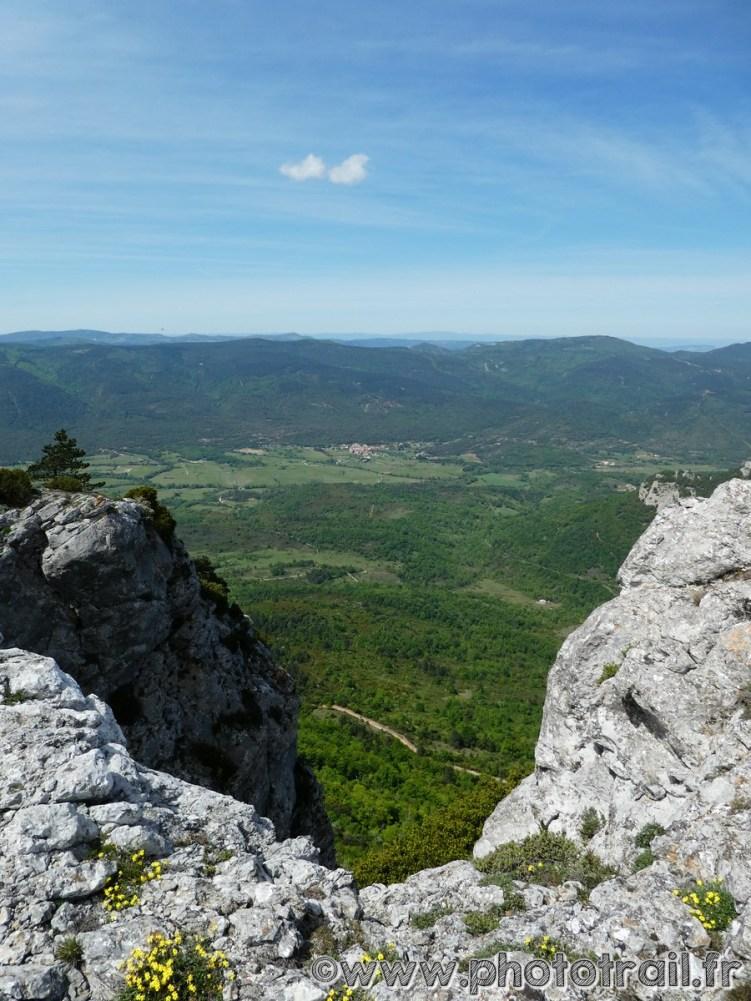 Sentier Cathare - De Padern à Cubières (78)